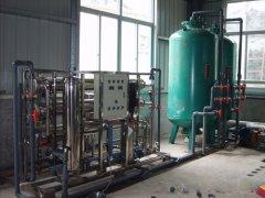 6T/H反渗透纯水设备