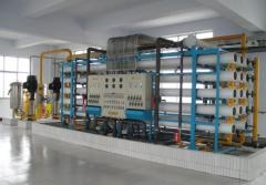 100T双级反渗透纯水设备