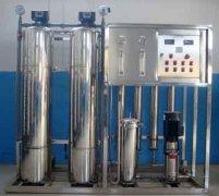 1T/H纯水设备报价