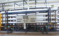 酿酒行业用反渗透纯水设备