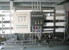 10T/H反渗透纯水设备