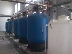 锅炉给水全自动软化水处理设备