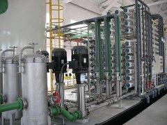 800T/H反渗透纯水设备